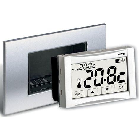 Termostato digital integrado de 3V Perry cm 0 Perry 1TITE542