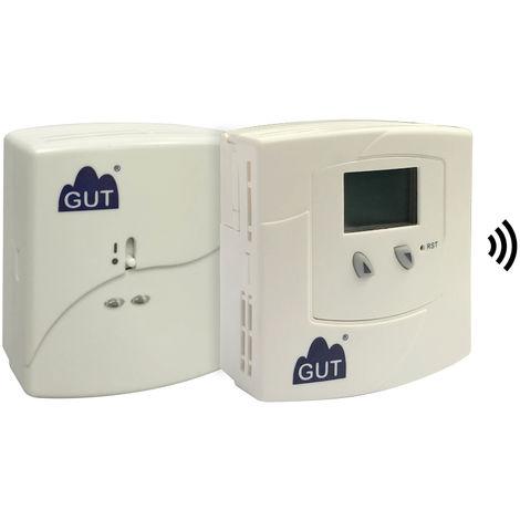 Termostato digital para calefacción vía radio (GUT 098 WIRELESS)