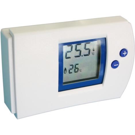 Termostato Digital Para calefacciones y aire acondicionado 11.806 Electro DH. 8430552117956