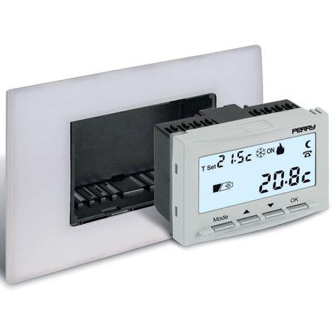 Termostato digital Perry de 3V incorpora Perry 1TITE540