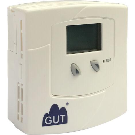 Termostato electrónico digital para calefacción Gut (098 NEW)