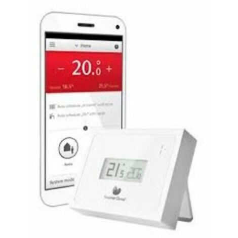 Termostato modulante inalámbrico wifi MIGO de Saunier Duval