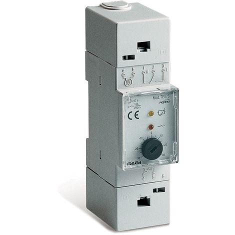 Termostato modulare DIN Perry 1TMTE078 Perry 1TMTE078
