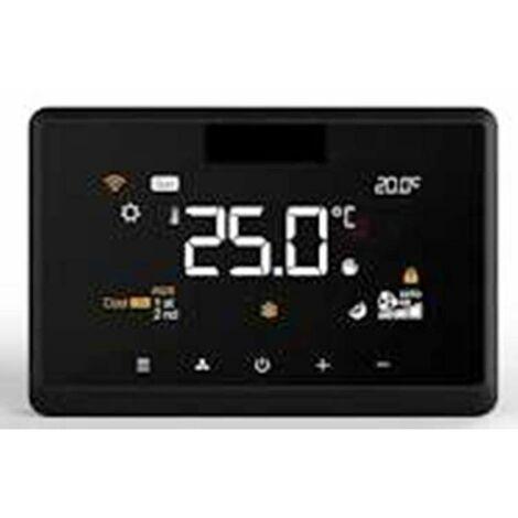 Termostato multifuncion con pantalla tactil para calefaccion,aire acondicionado y fan coil Koban KTFD-29 0769042