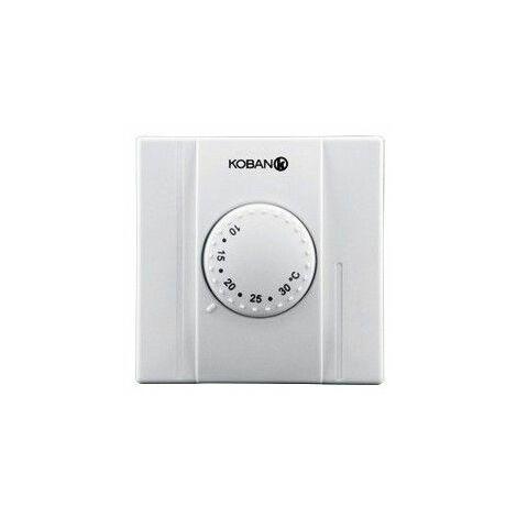 Termostato para calefaccion y aire acondicionado Koban KT0-NP 0769000