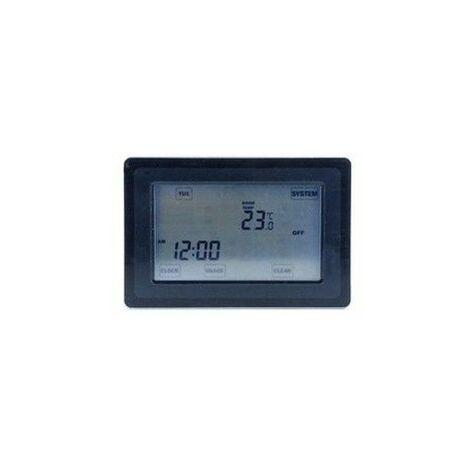 Termostato Tactil Wifi para calefaccion y Aire Acondicionado Koban KCT19-WIFI 0769019
