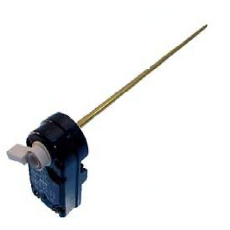 Termostato Termo Electrico Regulable Ariston Cointra Bulbo Doble 20A 370mm
