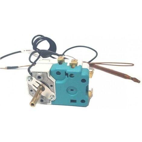 Termostato Termo Electrico Regulable Thermor Edesa Negarra 230192002 110 Grados
