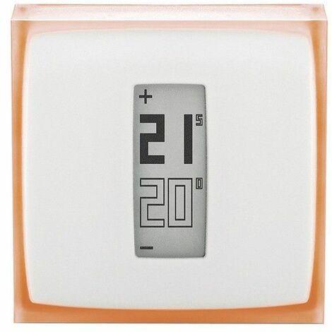 Termostato wifi inteligente Netatmo NTH01-ES-EC para caldera individual