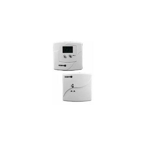 Termostato wireless para calefaccion,aire acondicionado Koban KT12-W-RF 0769012