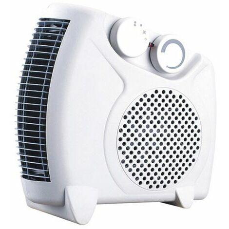 Termoventilador Calefactor 2000W. DV-Tech DV-312
