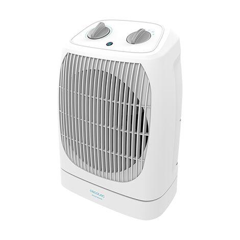 Termoventilador readywarm 9850 force rotate, bajo consumo, oscilación, potencia 2000w con 2 niveles, silencioso, 3 modos de func