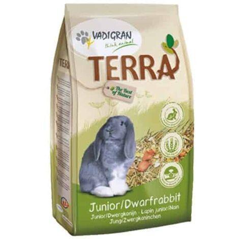 Terra junior - lapin nain 1 kg