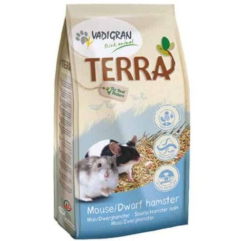 Terra souris - hamster nain 700 gr