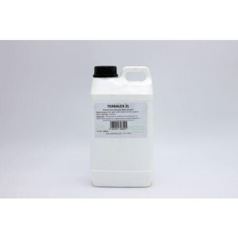 Terralex : primaire pour sol en béton ciré Pot de 2L   bidon(s) de 0 - Pot de 2L
