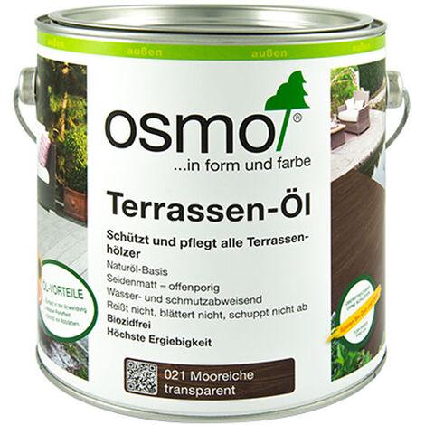 Terrassen-Öl Mooreiche 2500ml