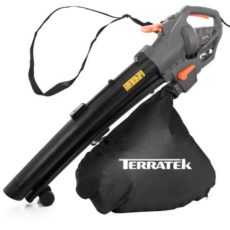 "main image of ""Terratek Electric Leaf Blower Garden Vacuum & Shredder 3000W"""