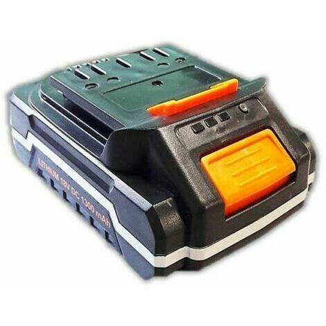 "main image of ""Terratek Replacement 18/20V Max Battery ONLY fits Terratek Garden Range"""