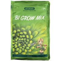 Terreau biologique Bi Growmix 50L - Atami croissance et floraison