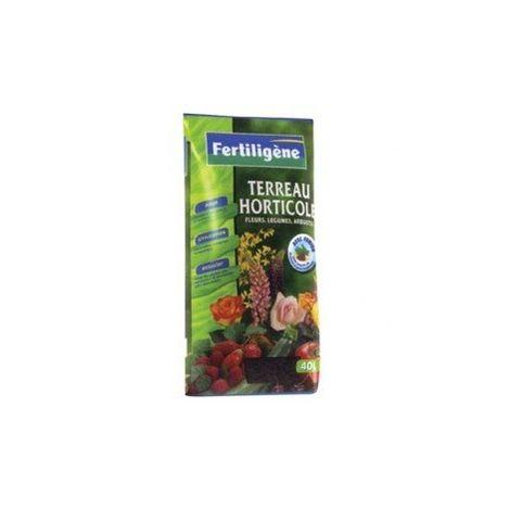 TERREAU HORTICOLE FERTI.40L TRIO /NC EVERGREEN (FERTI TERREAUX) FH40N