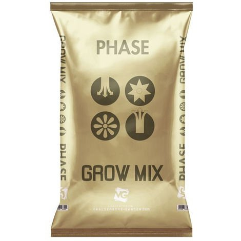 Terreau Phase Grow Mix - 50 L - Vaalserberg Garden