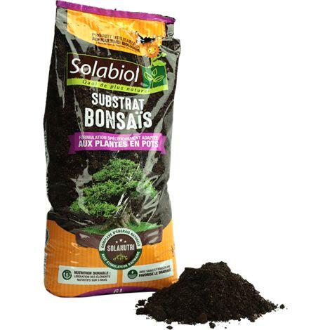 Terreau pour bonsaïs en sac de 6 litres - Root > Accueil > Destockage