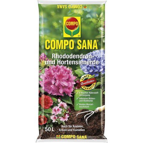 Terreau Rhododendron 50L COMPO SANA (Par 45)