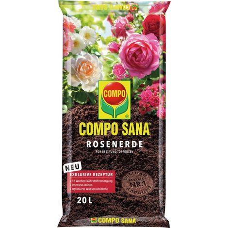 Terreau Rose 20L COMPO SANA (Par 102)