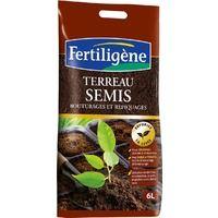 Terreau semis Fertiligène - Sac de 6 l