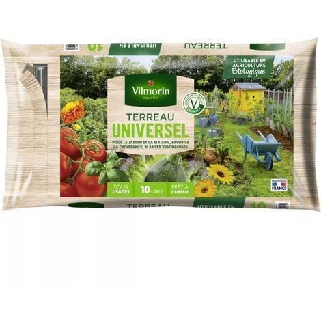 Terreau universel sac de 10 litres