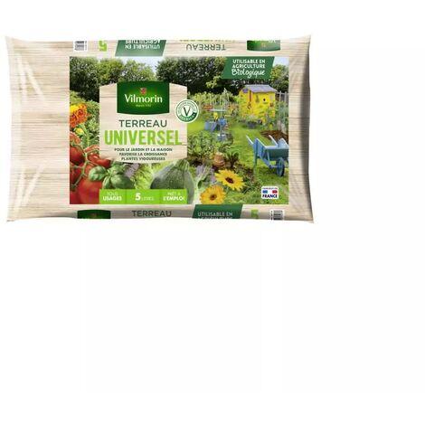 Terreau universel sac de 5 litres