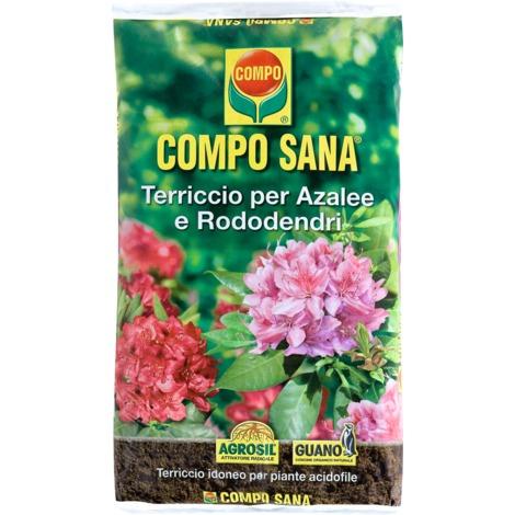 Terriccio Compo Sana per Azalee e Rododendri 80 Lt - Compo