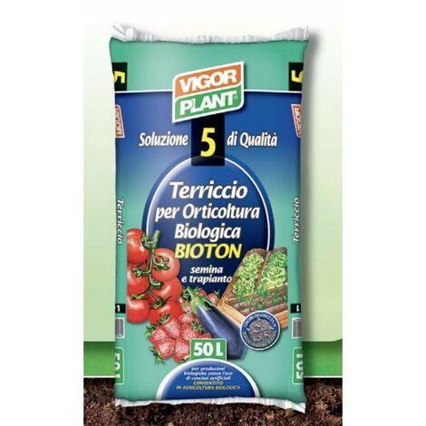 Terriccio per Orticoltura biologica Bioton