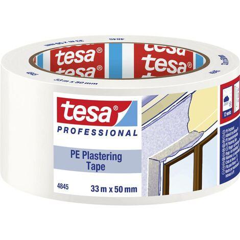 tesa 04845-00001-00 Bande adhésive de plâtrage blanc (L x l) 33 m x 50 mm 1 pc(s)