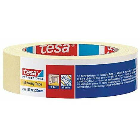 30 mm x 50 m TESA TESA 4348 Nastro adesivo per pittura 8 pezzi