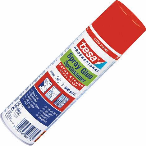tesa 60022 Professional Spray Glue - Extra Strong - 500ml