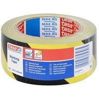tesa 60760 33mx50mm amarillo/negro (1 unidades)