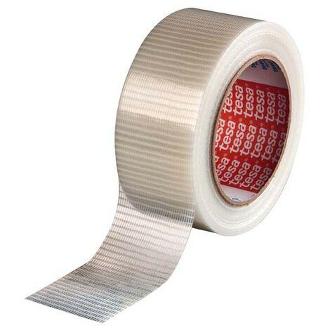 Tesa cinta adhesiva transparente 48 mm x 25 m (por 6)