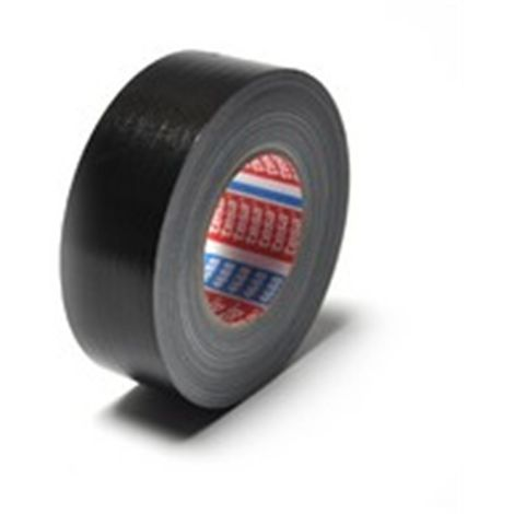 tesa Gaffer Tape 4688 negro 50 Metros x 25 mm 04688-00005-00 (36 unidades)