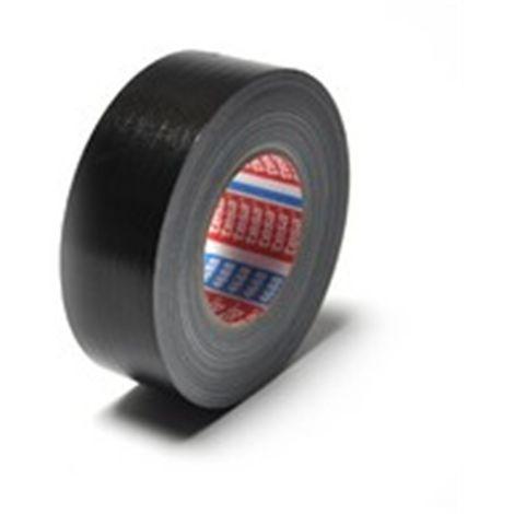 tesa Gaffer Tape 4688 negro 50 Metros x 50 mm 04688-00029-00 (18 unidades)