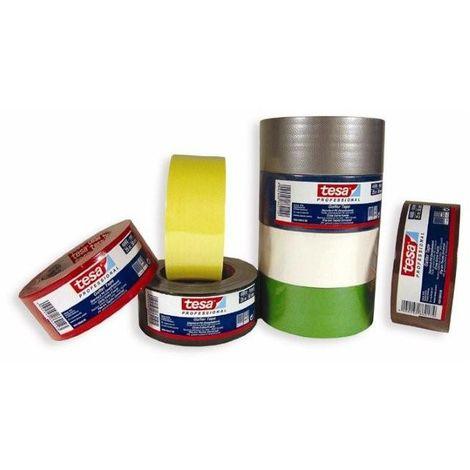 tesa Gaffer Tape 4688 rojo 50 Metros x 50 mm 04688-00021-00 (18 unidades)