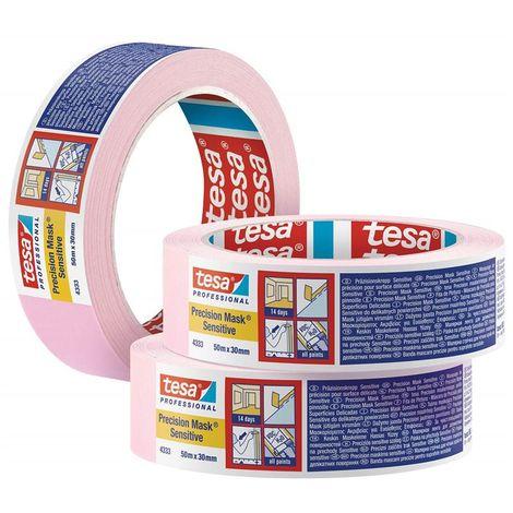 tesa Precision Sensitive 4333 50mx50mm rosa (1 unidades)