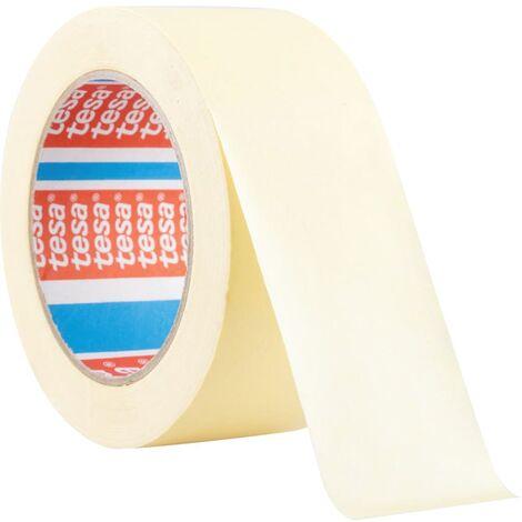 Tesa (Stationery) 4323 Cream Masking Tape - 50mm x 50m
