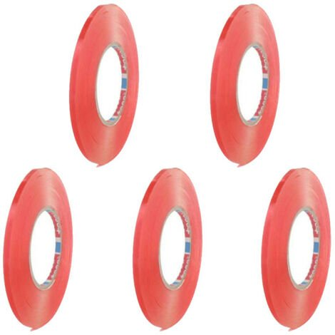 TESA tape polyester film 4965 6mm x 50m x 5