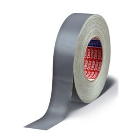 tesaband 4657 (baja fuerza desbobinado) gris 50 Metros x 25 mm 04657-00133-01 (36 unidades)