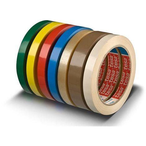 tesafilm 4204 rojo 66 Metros x 19 mm 04204-00051-00 (8 unidades)
