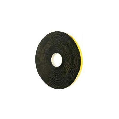 tesaMoll 60492 EPDM - espesor 4mm negro 10 Metros x 9 mm 60492-00001-00 (60 unidades)