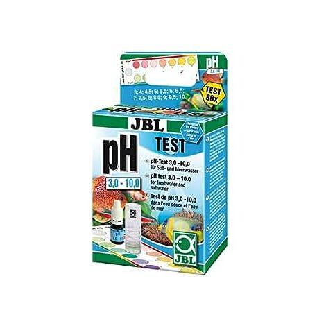 Test JBL PH 3,0-10,0 Aquarium & Bassin