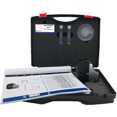 Test maletín disco colorímetro Hierro rango medición 0.0 - 10 mg/l