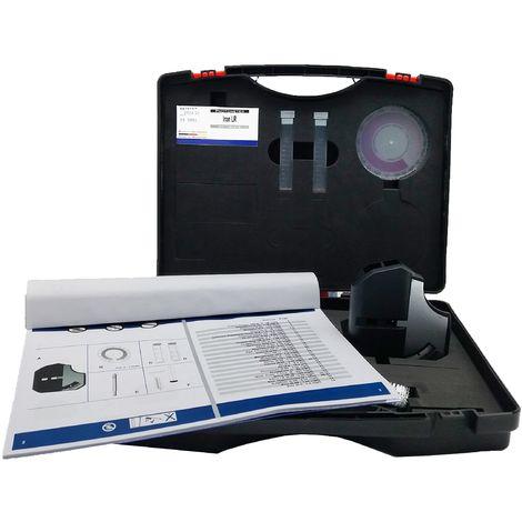 Test maletín disco colorímetro Hierro rango medición 0.0 - 1.00 mg/l